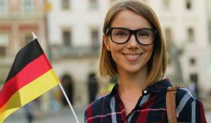German women