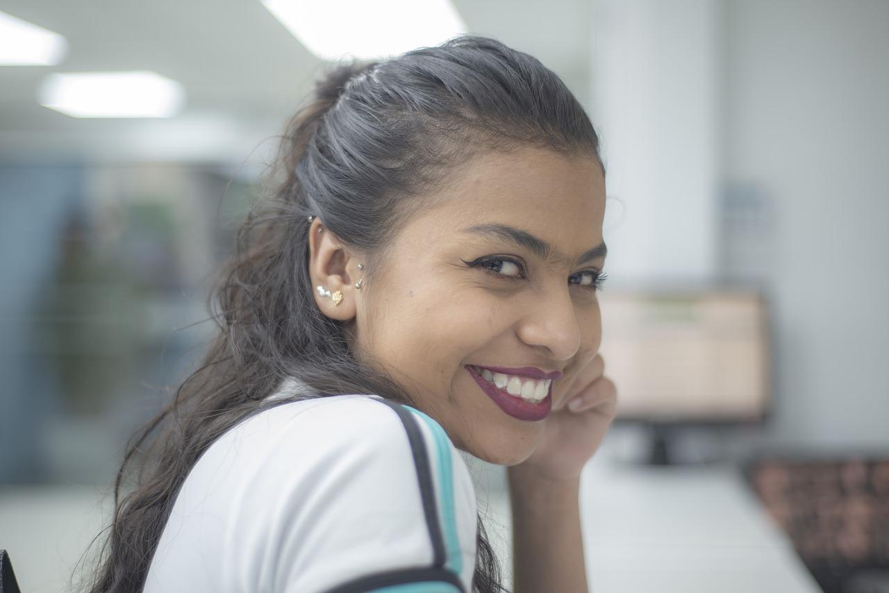 Costa Rican girl model