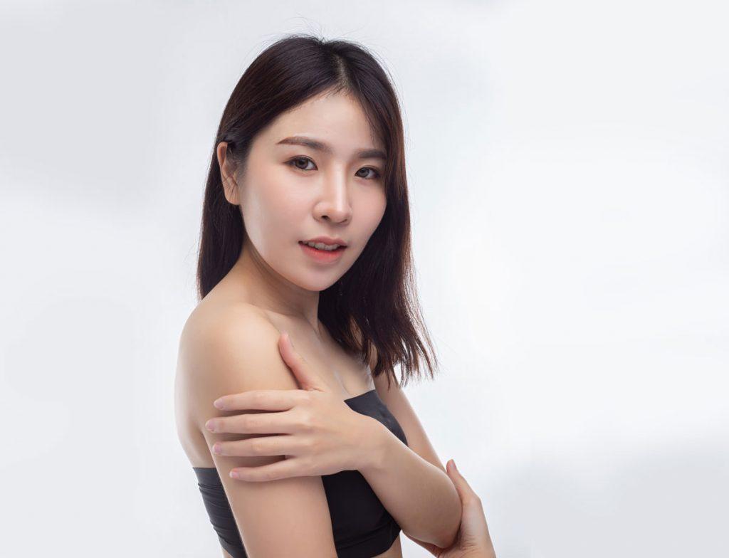 Wonderful Asian woman